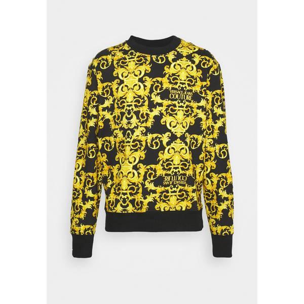 【お買得】 ベルサーチ BAROQUE メンズ パーカー・スウェットシャツ アウター LOGO - BAROQUE - - Sweatshirt - black rfai0027, GOLD'S GYM & IRONMAN WEB SHOP:8378dc64 --- rishitms.com