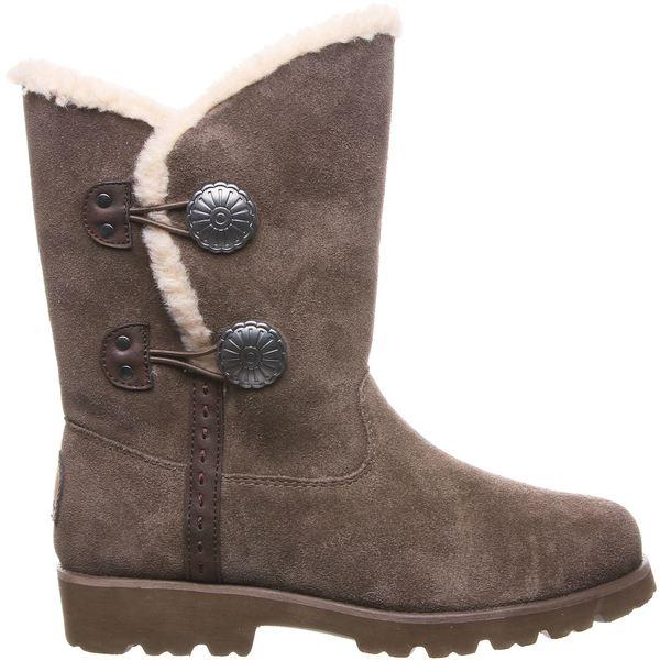ベアパウ レディース ブーツ&レインブーツ シューズ BEARPAW Women's Wildwood Winter Boots SealBrown