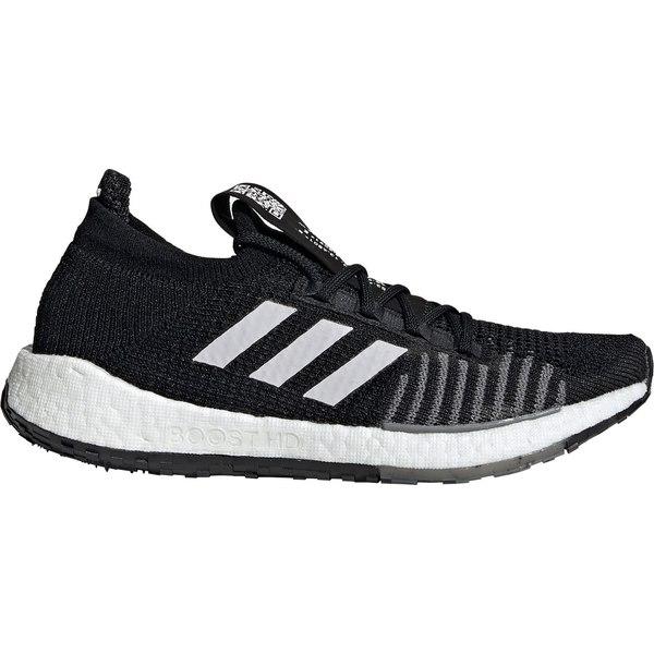 アディダス レディース ランニング スポーツ adidas Women's Pulseboost HD Running Shoes Black/Grey