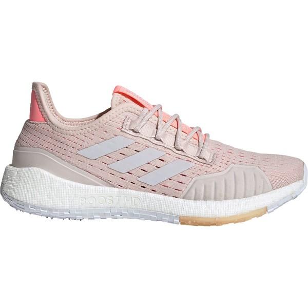 アディダス レディース ランニング スポーツ adidas Women's Pulseboost HD Running Shoes Pink/White