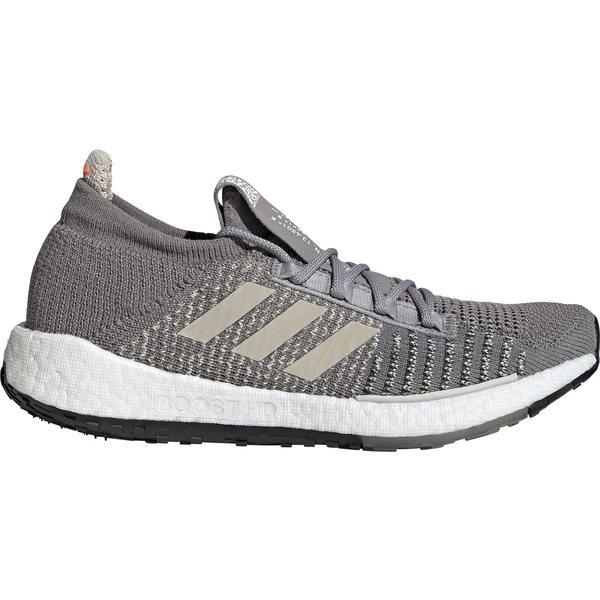 アディダス レディース ランニング スポーツ adidas Women's Pulseboost HD Running Shoes Grey/Coral