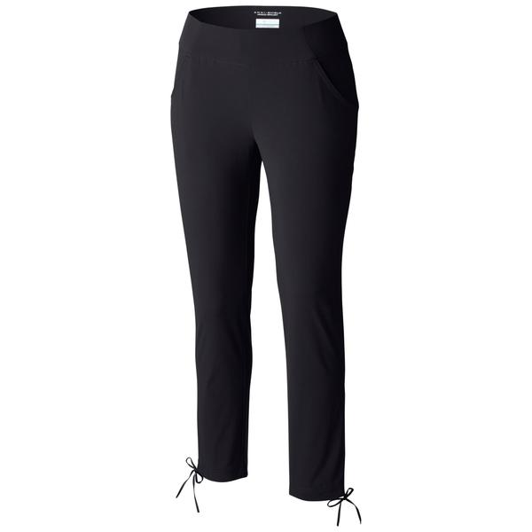 コロンビア レディース カジュアルパンツ ボトムス Columbia Women's Anytime Casual Ankle Pants Black