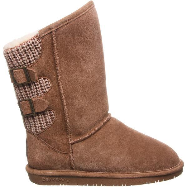 ベアパウ レディース ブーツ&レインブーツ シューズ BEARPAW Women's Boshie Sheepskin Boots Hickory