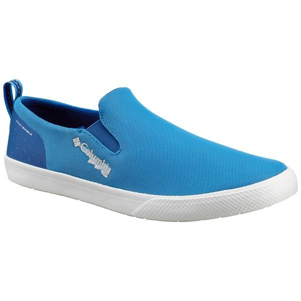 コロンビア メンズ スニーカー シューズ Columbia Men's PFG Dorado Slip Fishing Shoes Splash/OrangeBlast