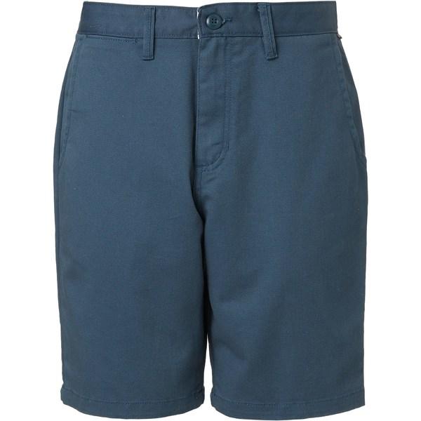バンズ メンズ カジュアルパンツ ボトムス Vans Men's Authentic Strech Chino Shorts Stargazer