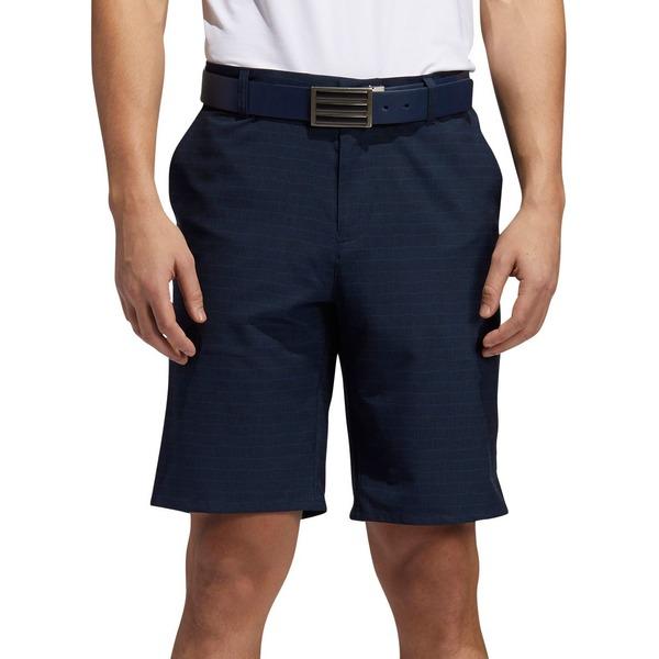 アディダス メンズ カジュアルパンツ ボトムス adidas Men's Ultimate 365 Printed Golf Shorts CollegeNavy