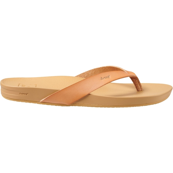 リーフ レディース サンダル シューズ Reef Women's Cushion Bounce Court Flip Flops Natural