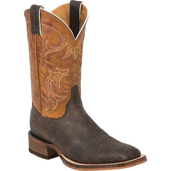 人気沸騰ブラドン ジャスティンブーツ メンズ ブーツ Brown&レインブーツ シューズ Justin Boots Volance Men's Crazy Volance Cowhide Bent Rail Western Boots Brown, 100円雑貨&日用品卸-BABABA:b05982dd --- coursedive.com