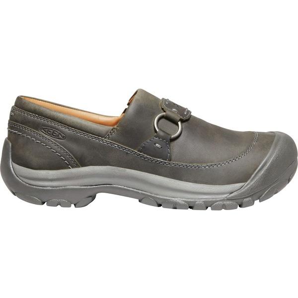 キーン レディース スニーカー シューズ KEEN Women's Kaci II Slip-On Shoes CastorGrey