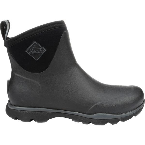 ムックブーツ メンズ ブーツ&レインブーツ シューズ Muck Boot Men's Arctic Excursion Ankle Winter Boots Black