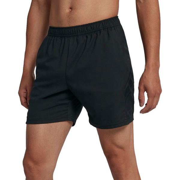 ナイキ メンズ カジュアルパンツ ボトムス Nike Men's NikeCourt Dri-FIT 7'' Tennis Shorts Black/Black