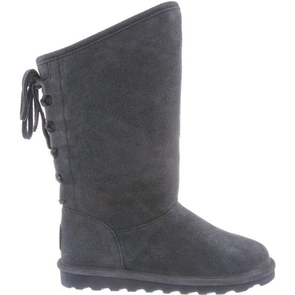 ベアパウ レディース ブーツ&レインブーツ シューズ BEARPAW Women's Phylly II Winter Boots Charcoal