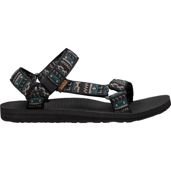 テバ メンズ サンダル シューズ Teva Men's Original Universal Sandals Black/TaupeHeather