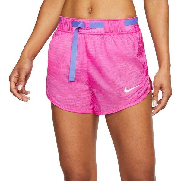 ナイキ レディース カジュアルパンツ ボトムス Nike Women's Icon Clash Running Shorts FirePink