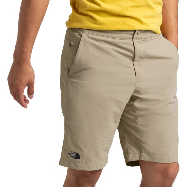 ノースフェイス メンズ カジュアルパンツ ボトムス The North Face Men's Paramount Horizon Shorts TwillBeige