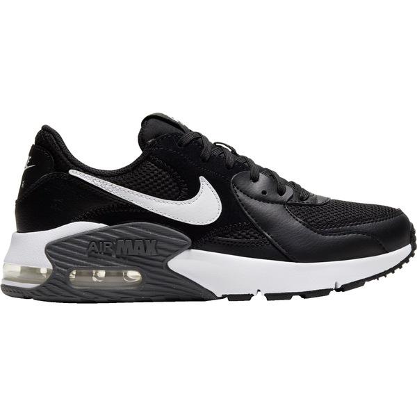 ナイキ レディース スニーカー シューズ Nike Women's Air Max Excee Shoes Black/White/DarkGrey