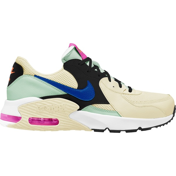 ナイキ レディース スニーカー シューズ Nike Women's Air Max Excee Shoes Fsil/HypBlu/Blk/PstFrst