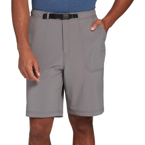 アルパインデザイン メンズ カジュアルパンツ ボトムス Alpine Design Men's Crag Belted Shorts SmokedPearl