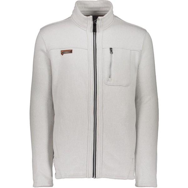 オバマイヤー メンズ ジャケット&ブルゾン アウター Obermeyer Men's Joshua Fleece Jacket Fog:asty