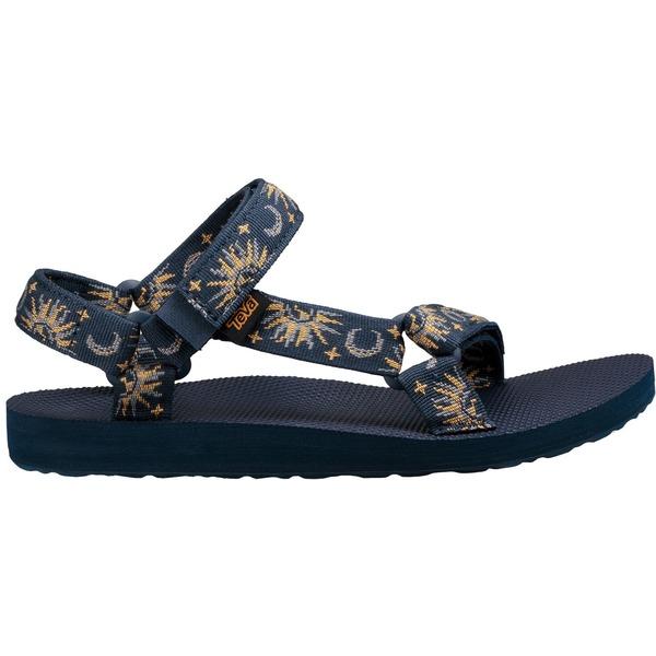 テバ レディース サンダル シューズ Teva Women's Original Universal Sandals SunandMoonBlue