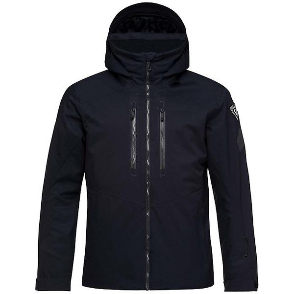 ロシニョール メンズ ジャケット&ブルゾン アウター Rossignol Men's Fonction Jacket Black