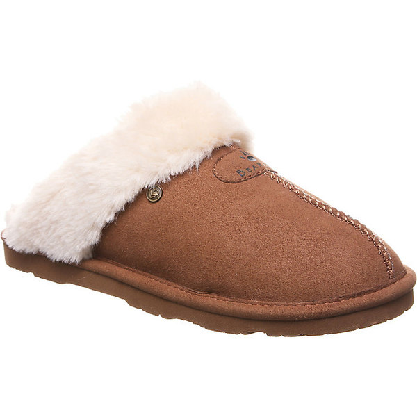 ベアパウ レディース スニーカー シューズ Bearpaw Women's Vegan Loki II Slipper Hickory II