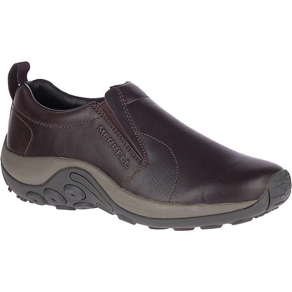 メレル メンズ スニーカー シューズ Merrell Men's Jungle Moc Leather 2 Shoe Espresso