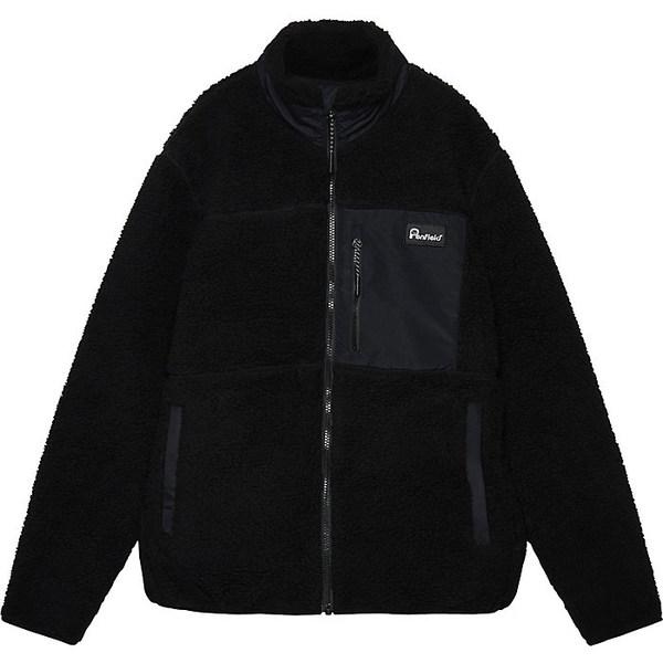 ペンフィールド メンズ ジャケット&ブルゾン アウター Penfield Men's Mattawa Fleece Black