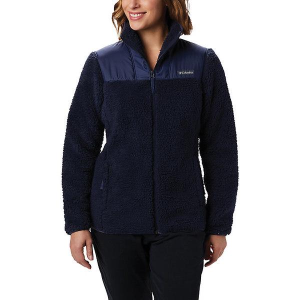 コロンビア レディース ジャケット&ブルゾン アウター Columbia Women's Winter Pass Fleece Full Zip Dark Nocturnal / Nocturnal