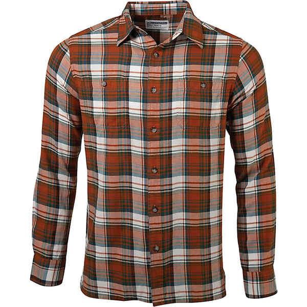 マウンテンカーキス メンズ シャツ トップス Mountain Khakis Men's Meridian LS Shirt Terracotta