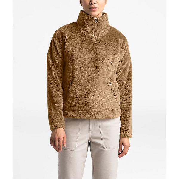 ノースフェイス レディース ジャケット&ブルゾン アウター The North Face Women's Furry Fleece Pullover Cedar Brown