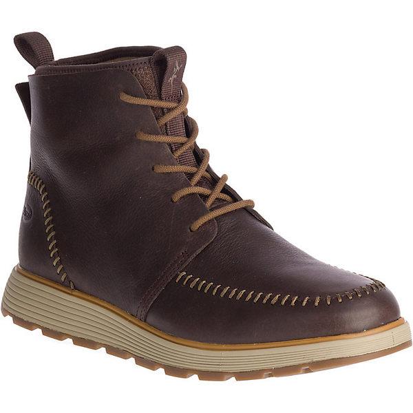 チャコ メンズ ブーツ&レインブーツ シューズ Chaco Men's Dixon High Waterproof Boot Mocha