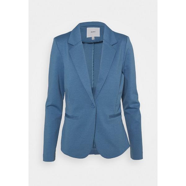 限定価格セール イチ レディース アウター ジャケット ブルゾン coronet rgku0252 買物 - Blazer blue KATE 全商品無料サイズ交換