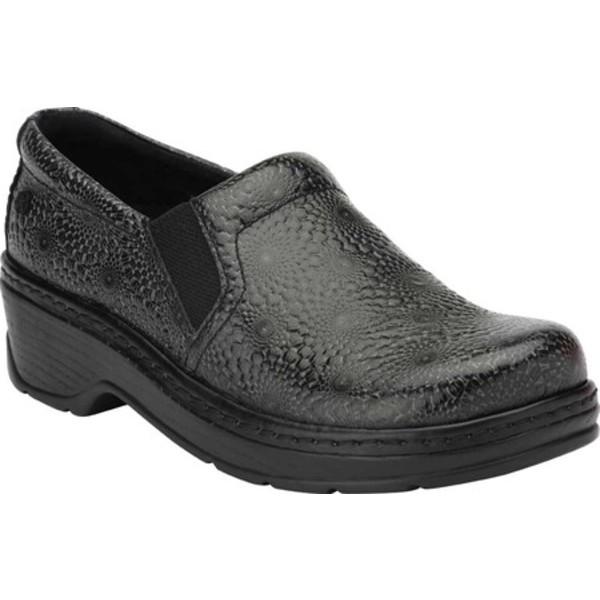 ケイログス レディース スニーカー シューズ Naples Clog Black Torcello Leather