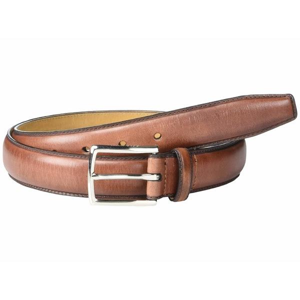 コールハーン メンズ ベルト アクセサリー 32mm Full Dome Stitch Strap Harness Buckle British Tan/Nubuck