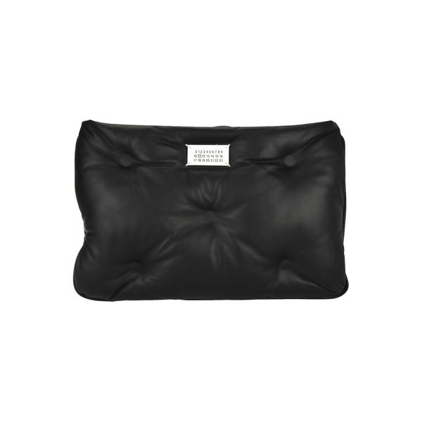マルタンマルジェラ レディース クラッチバッグ バッグ Martin Margiela Pillow Pouch BLACK