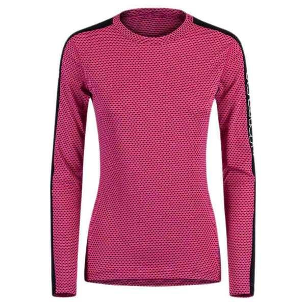 モンチュラ レディース アウター ジャケット ブルゾン 待望 Pink 売却 riia014d 全商品無料サイズ交換 Shocking Dry Soft Montura