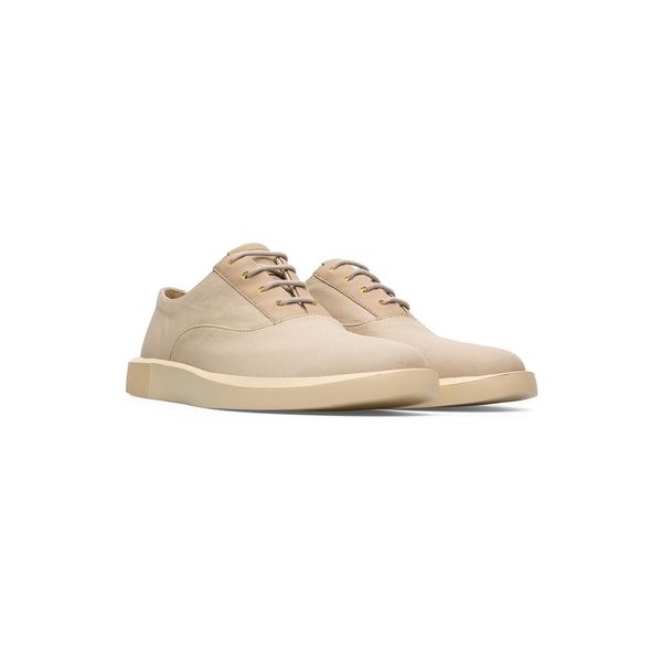 カンペール メンズ オンラインショップ 供え シューズ ドレスシューズ Beige Bill Men's Shoes 全商品無料サイズ交換 Oxford