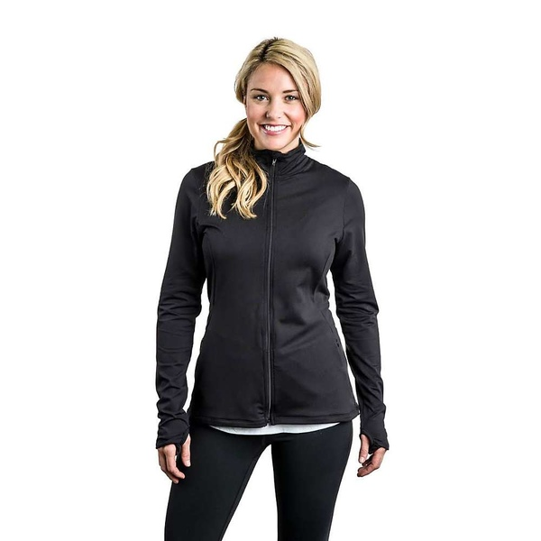 ストーンウェアデザイン レディース ジャケット&ブルゾン アウター Stonewear Designs Women's Daybreak Zip Up Jacket Black