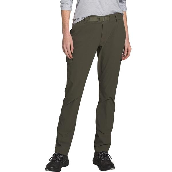 ノースフェイス レディース カジュアルパンツ ボトムス The North Face Women's Paramount Pants NewTaupeGreen