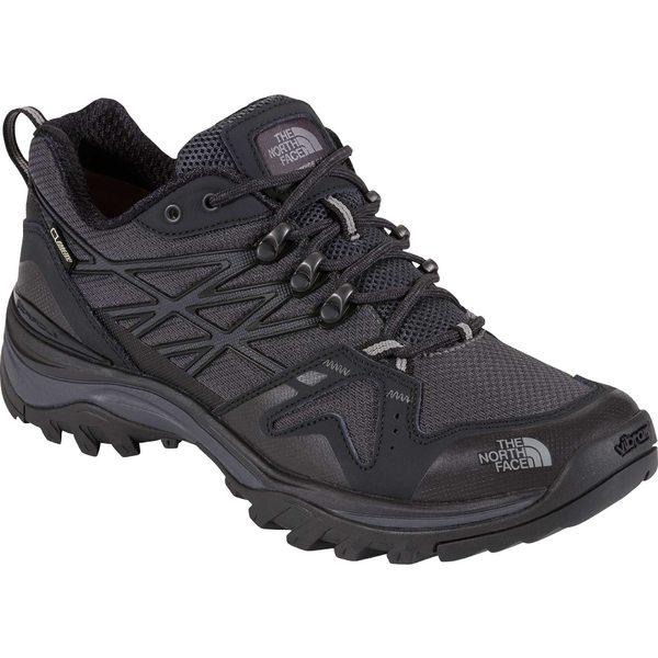 ノースフェイス メンズ ブーツ&レインブーツ シューズ The North Face Men's Hedgehog Fastpack GORE-TEX Hiking Shoes Black/Grey