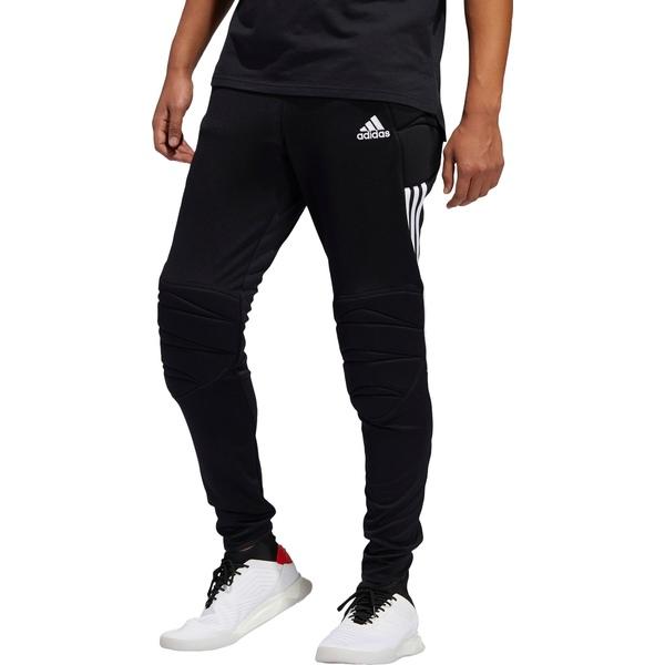 アディダス メンズ カジュアルパンツ ボトムス adidas Men's Tierro Goalkeeper Pants Black