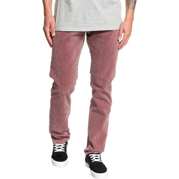 クイックシルバー メンズ カジュアルパンツ ボトムス Quiksilver Men's Kracker Corduroy Pants Andora