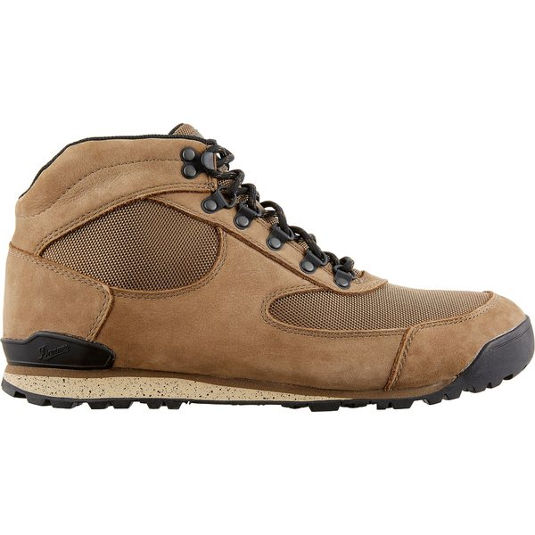 ダナー メンズ ブーツ&レインブーツ シューズ Danner Men's Jag 4.5'' Waterproof Hiking Boots SandyTaupe