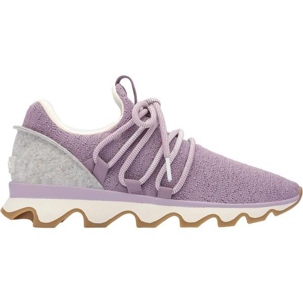 ソレル レディース スニーカー シューズ SOREL Women's Kinetic Lace Casual Shoes ShaleMauve