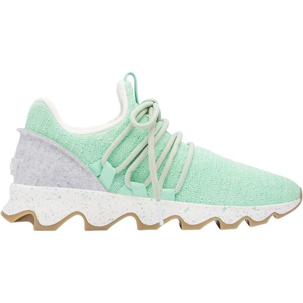 ソレル レディース スニーカー シューズ SOREL Women's Kinetic Lace Casual Shoes VividMint
