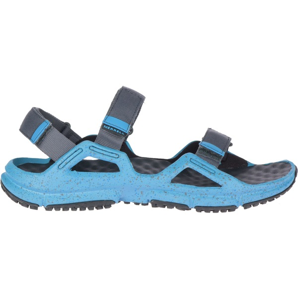 メレル メンズ サンダル シューズ Merrell Men's Hydrotrekker Strap Hiking Shoes Blue