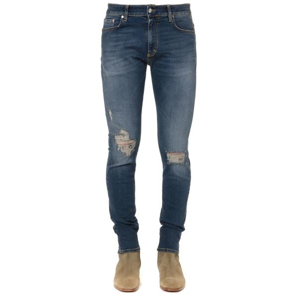 リプレゼント メンズ デニムパンツ ボトムス REPRESENT Pale Vintage Effect Denim Jeans Pale