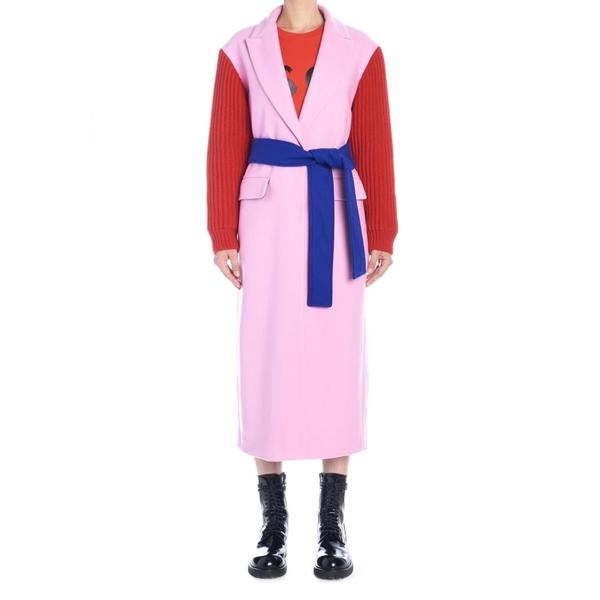 エムエスジイエム レディース ジャケット&ブルゾン アウター Msgm Coat Pink