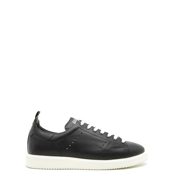 ゴールデングース メンズ スニーカー シューズ Golden Goose 'starter' Shoes Black